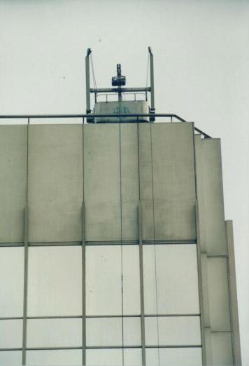 Aluminiumfassaden-Reinigung