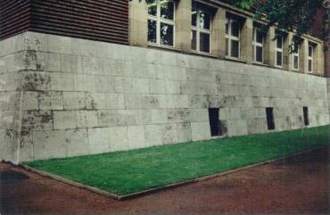 Natursteinfassadenreinigung