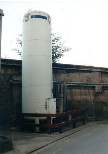 Tanksanierung